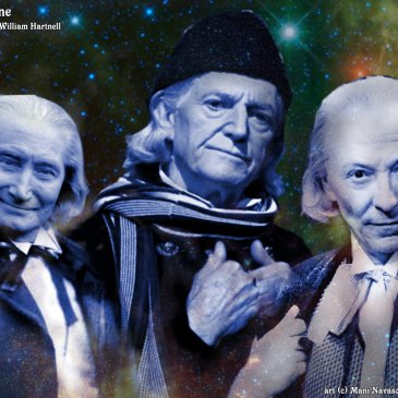 Actors who played the First Doctor in Doctor Who